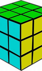 Rubik'S Cube Puzzle Color · Free vector graphic on Pixabay