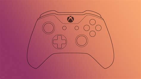 Xbox One Controller Wallpaper by ljdesigner on DeviantArt