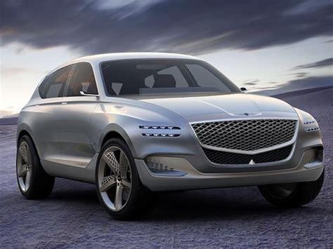 Hyundai Produrrà Dal 2019 Gv80, Suv Fuel Cell Del Brand