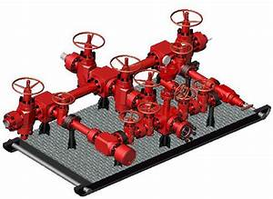 Choke Manifold For Oilfield Drilling