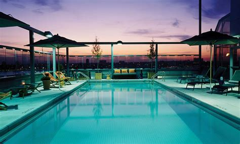 posh hotel pools in nyc with day passes that you can t miss this summer haute living