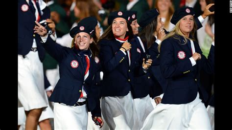 We Need to Talk About the Nightmare That Is Team USAu0026#39;s Olympic Closing Ceremony Uniforms
