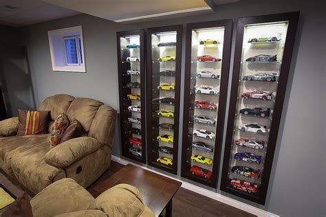 How To Build A Display Case For Diecast Cars   WoodWorking