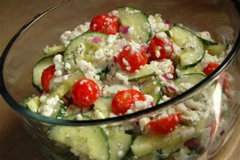 Low Calorie Cottage Cheese Recipes Savoury Cottage Cheese Salad Recipe Sparkrecipes
