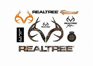 Realtree Logo Wall Decal | Shop Fathead® for Realtree Decor