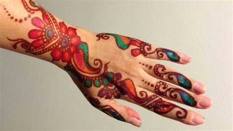 golecha henna mix colour henna cones buy cone multi