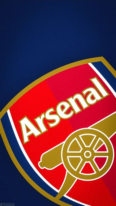 arsenal wallpaper lockscreen homescreen iphone