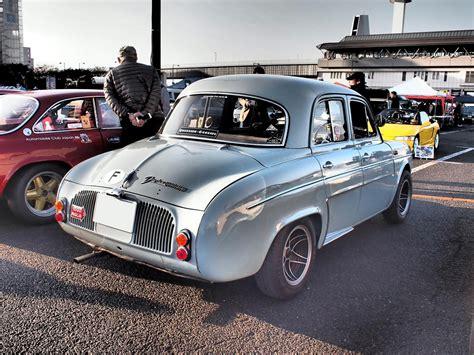 renault dauphine renault dauphine gordini classic cars pinterest cars