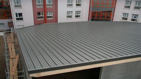 toiture bac acier isolé toiture garage bac acier hd13 jornalagora