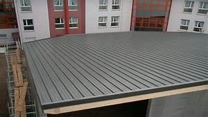 Toiture Bac Acier Prix : bac acier isole tarif tableau isolant thermique ~ Premium-room.com Idées de Décoration