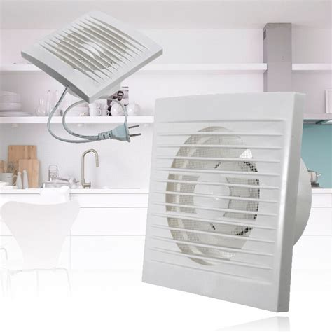 Wand Dunstabzugshaube Umluft by Wall Mounted 4 Quot Ventilation Extractor Exhaust Fan For