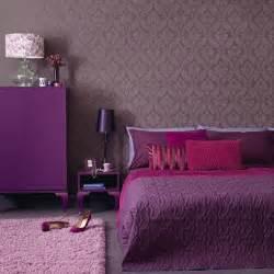 modern purple bedroom modern purple wallpaper 12617
