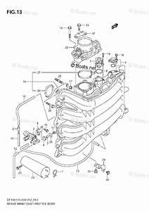 Suzuki Outboard Parts By Model Df 175 Oem Parts Diagram
