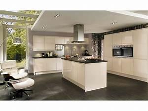 cuisine beige et noir pas cher sur cuisinelareduccom With sol beige quelle couleur pour les murs 10 cuisea cuisines cuisea