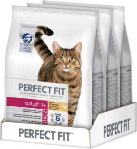 modelle  ueberragender sieger katzen trockenfutter