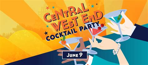 Central West End Cocktail Party  Central West End