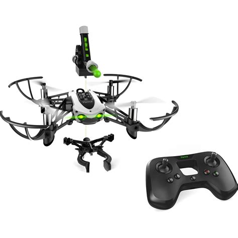 parrot mambo mission quadcopter kit pfaa bh photo video