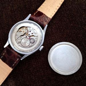 Wostok Very Unique Soviet Mens Dress Watch From 60s Rare