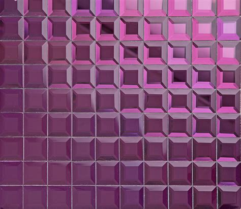 purple crystal glass mosaic tile mirror tile wall