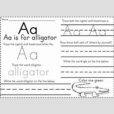 Learn To Write The Alphabet Lesson Smart Notebook Lesson  Smartboard File Interactive