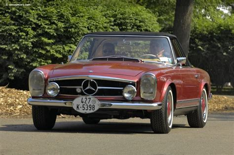 1965 Mercedes-benz 230 Sl Image. Chassis Number 11304212010662