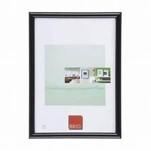 Cadre Photo 60x80 : cadre photo bois brio gallery 60x80 cm noir accessoire photo achat prix fnac ~ Teatrodelosmanantiales.com Idées de Décoration