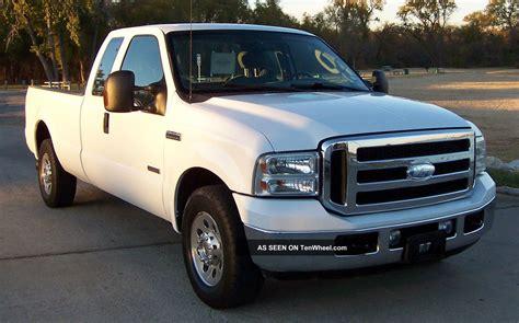 F250 Turbo Diesel Mpg by 2007 Ford F250 6 0 Diesel Mpg