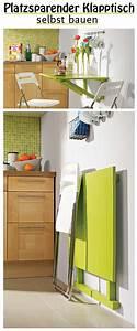 Küchentisch Selber Bauen : platzsparende m bel ideen m belideen ~ Sanjose-hotels-ca.com Haus und Dekorationen