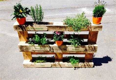 Erstaunlich Kräutergarten Balkon Selber Bauen Für