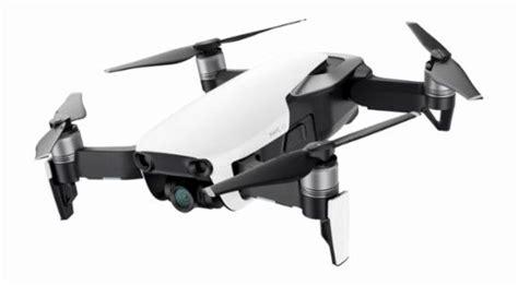 dji mavic air quadcopter  remote controller arctic white leftzoom drone camera air