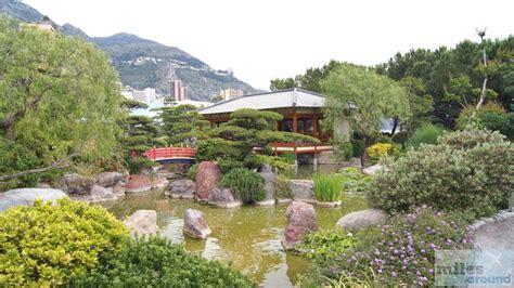 Japanischer Garten Cafe by Abbau Der Formel 1 Strecke In Monaco