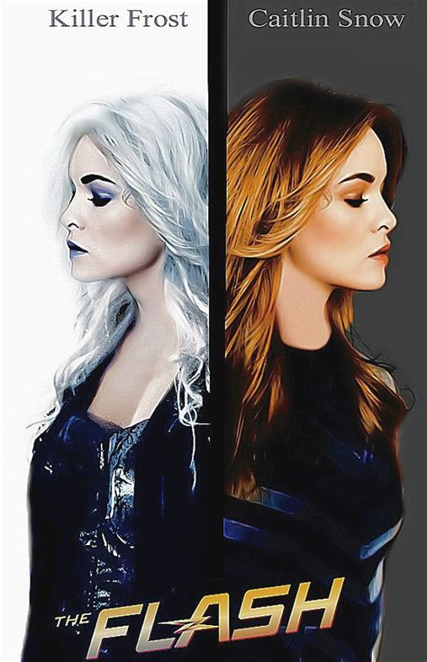 image caitlin snow  killer frost  russianet danrd