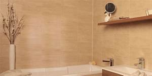 Plastic bathroom panels the fantastic tile alternative for Pvc boards for bathrooms