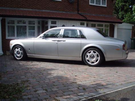 Rolls Royce Phantom Wedding Car