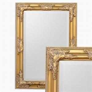 Spiegel Groß Antik : spiegel bessa barock gold antik 70x50cm 3397 ~ A.2002-acura-tl-radio.info Haus und Dekorationen