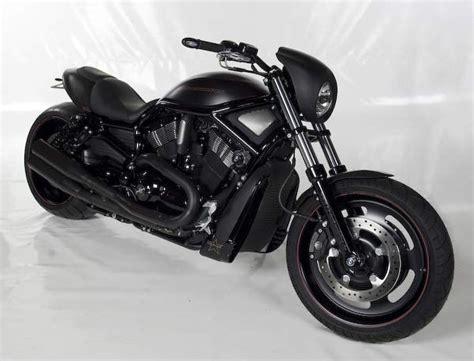 Custom Harley-davidson Night Rod Special
