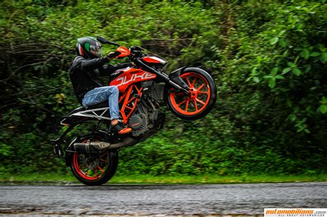 Review Ktm Duke 390 by 2017 Ktm Duke 390 Test Ride Review Automobilians