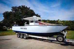 Gravois Aluminum Boats by 30 Gravois Refit By American Aluminum The Hull