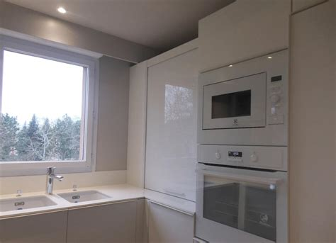 petites cuisines modernes cuisine blanche bannwart photo n 53 domozoom