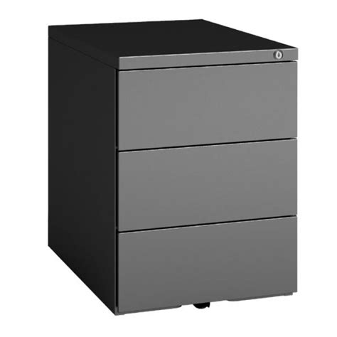 caisson mobile 3 tiroirs standard caisson mobile 3 tiroirs h58 cm spark office