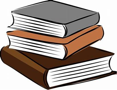 Transparent Books Stack Clip Background Clipart Icons