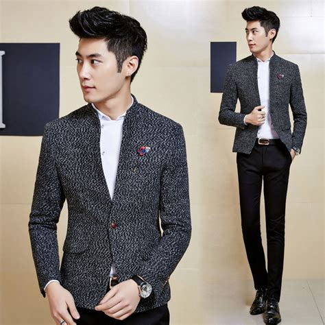 mens  fall  winter clothes  mens casual suit