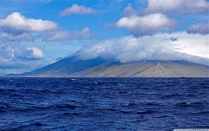 Molokini Makena Crater Bay Maui Hawaii Ultrahd