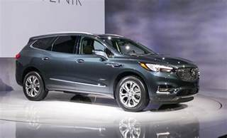 2019 Buick Enclave Redesign, Price And Release Date