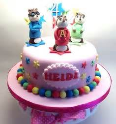 Alvin And The Chipmunks Cake Toppers Uk by Amazing Fondant Cakes Amazing Grace Cakes Alvin And The