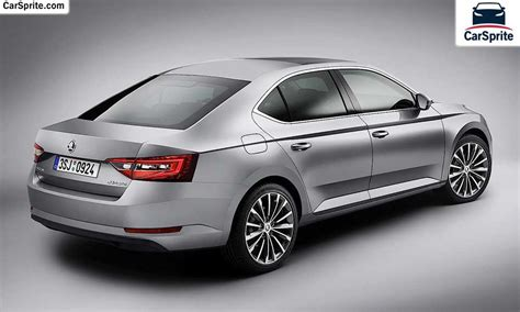 skoda superb  prices  specifications  egypt car