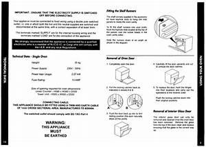 Diplomat Select 920 Oven User Manual - Zofti