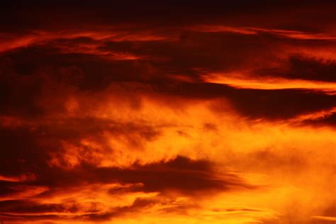red  yellow clouds  image peakpx