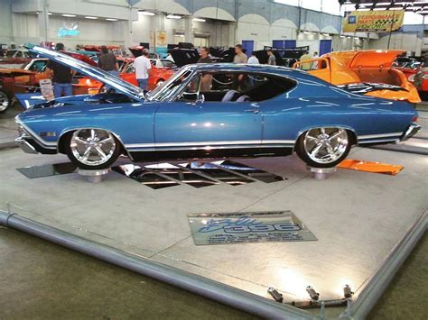 Restomod Muscle Car | Muscle cars, Chevy muscle cars ...