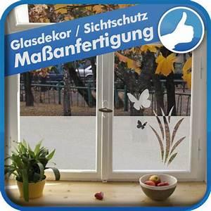 Selbstklebende Folie Fenster : glasdekor t r fenster folie sonnenschutz sichtschutzfolie ma anfertigung ~ Frokenaadalensverden.com Haus und Dekorationen